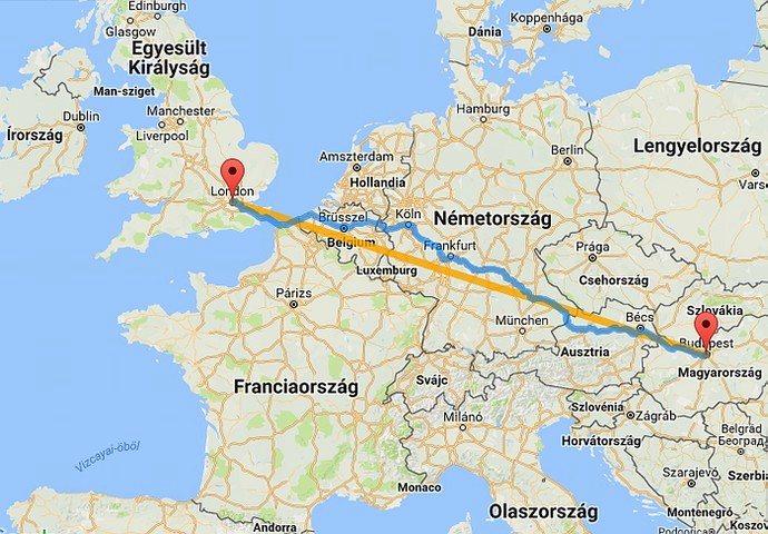 magyarország térkép távolságok Hány kilométerre van Budapesttől? Hány km távolság? Milyen messze? magyarország térkép távolságok
